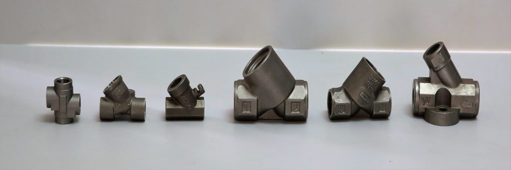 Del-Tek Investment Casting Fittings