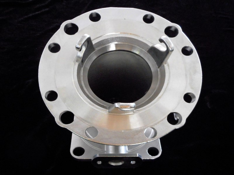 Del-Tek Investment Casting Flanges
