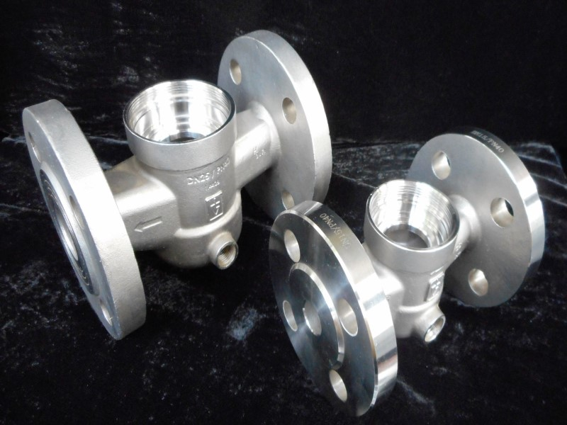 Del-Tek Investment Casting Valves